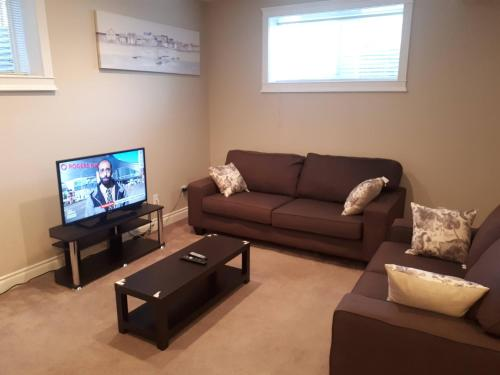 Exquisitely Furnished 2 Bedroom Suite with Heated Floors
