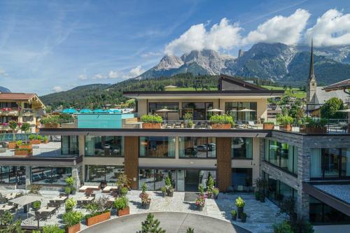 Die HOCHKÖNIGIN-Magic Mountain Resort Maria Alm