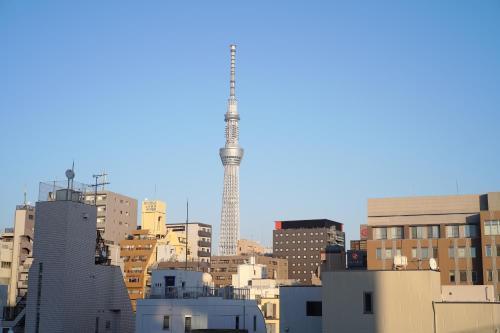 东京浅草-W-旅舍
