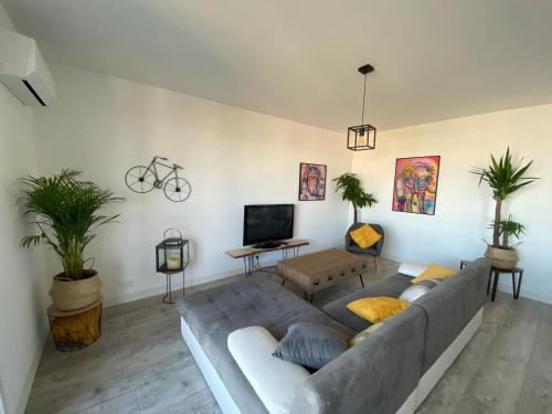 Montauban Appartement 3 chambres à deux pas de l'hypercentre - Location saisonnière - Montauban