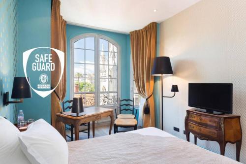 Hotel Le Grimaldi by Happyculture - Hôtel - Nice