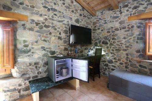 Double Room - nº 2 Jacuzzi for one person Mas la Casassa 3