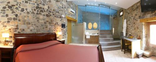 Suite con piscina privada nº 5 Mas la Casassa 1