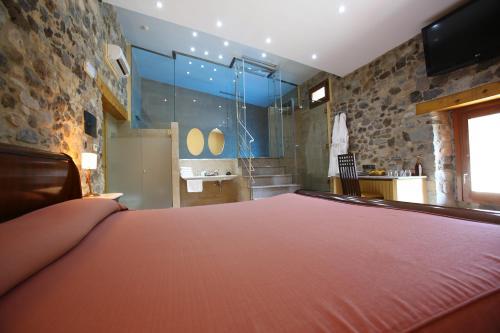 Suite con piscina privada nº 5 Mas la Casassa 3
