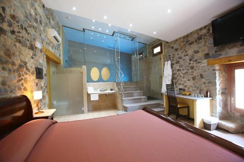 Suite con piscina privada nº 5 Mas la Casassa 4