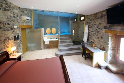Suite con piscina privada nº 5 Mas la Casassa 5