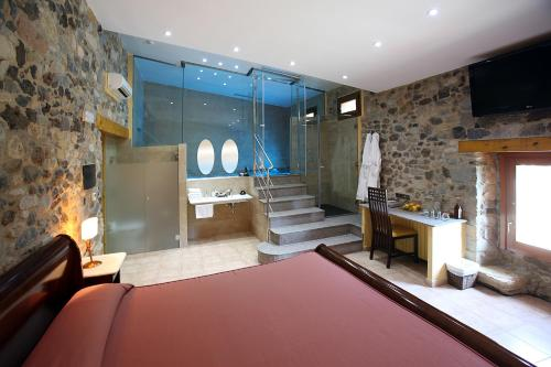 Suite con piscina privada nº 5 Mas la Casassa 7