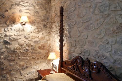 Habitación Doble 8 con jacuzzi para 1 persona Mas la Casassa 5