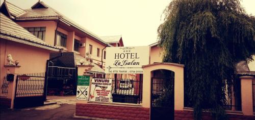 """. Hostel """"La Galan"""""""