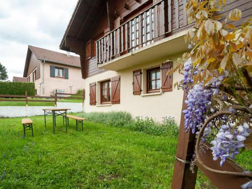 Lovely Chalet in Lotharingen with Sauna - St Maurice sur Moselle