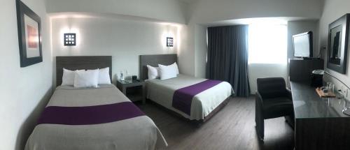 We Hotel Aeropuerto, Ciudad de México