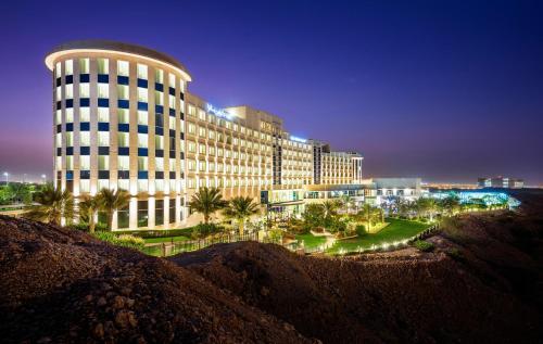 . Crowne Plaza Muscat OCEC, an IHG hotel