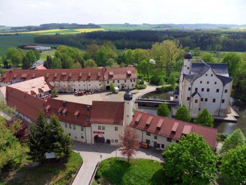 . Schlosshotel Klaffenbach