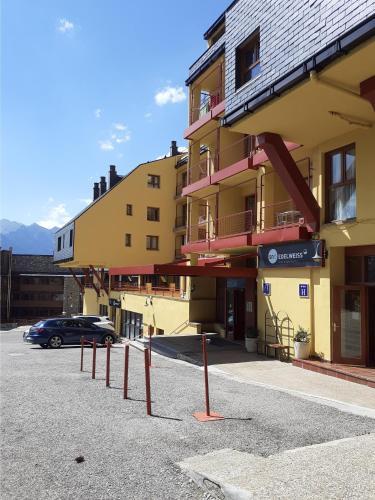 . Apartamentos SNÖ Edelweiss