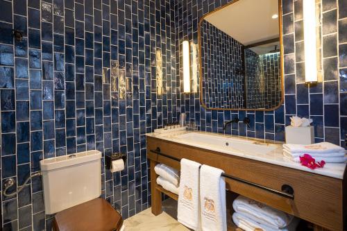 Suite with Private Terrace Hotel La Torre del Canonigo - Small Luxury Hotels 9