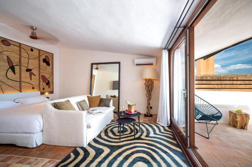 Suite with Private Terrace Hotel La Torre del Canonigo - Small Luxury Hotels 12