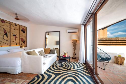 Suite mit eigener Terrasse Hotel La Torre del Canonigo 21