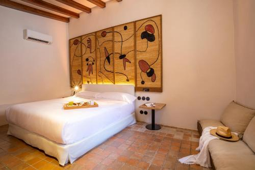Habitación Doble Superior Hotel La Torre del Canonigo 2