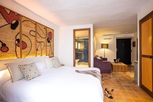 Superior Doppelzimmer Hotel La Torre del Canonigo 14