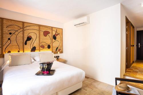 Habitación Doble Superior Hotel La Torre del Canonigo 9