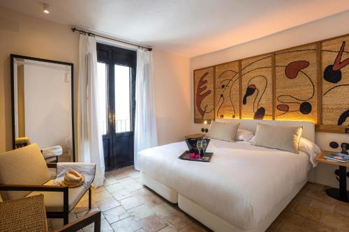 Habitación Doble Superior Hotel La Torre del Canonigo 10