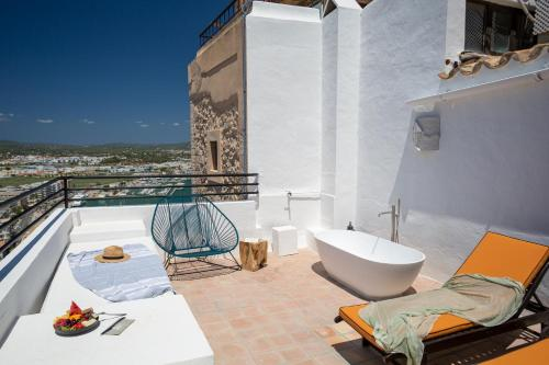 Suite mit eigener Terrasse Hotel La Torre del Canonigo 17