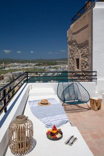 Suite with Private Terrace Hotel La Torre del Canonigo - Small Luxury Hotels 10