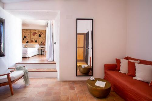 Suite mit eigener Terrasse Hotel La Torre del Canonigo 13