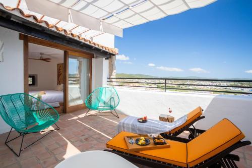 Suite mit eigener Terrasse Hotel La Torre del Canonigo 25
