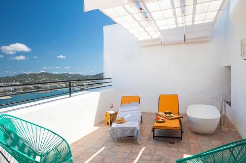 Suite with Private Terrace Hotel La Torre del Canonigo - Small Luxury Hotels 17