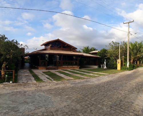 Casa para temporada em Bananeiras