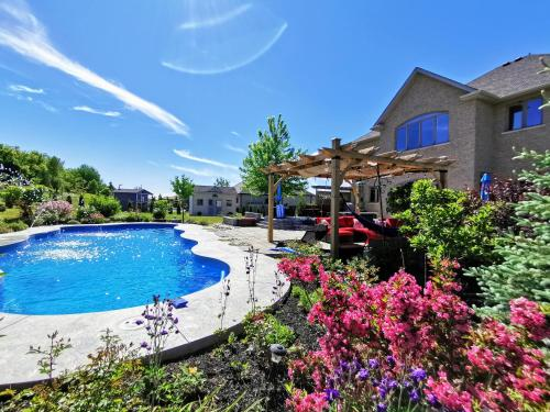 Luxurious getaway close to the city - Accommodation - Stouffville