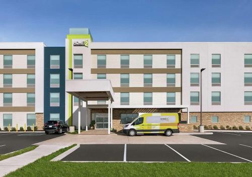 . Home2 Suites By Hilton Ridley Park Philadelphia Airport So