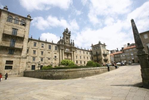 . Hospedería San Martín Pinario