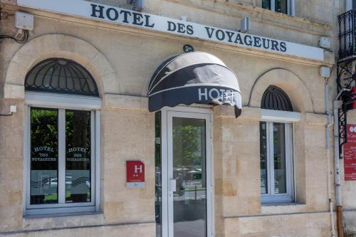 Hôtel des Voyageurs Centre Bastide - Hôtel - Bordeaux