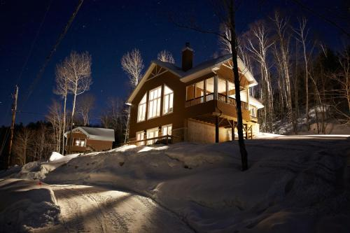 Three-Bedroom Chalet - Falaise
