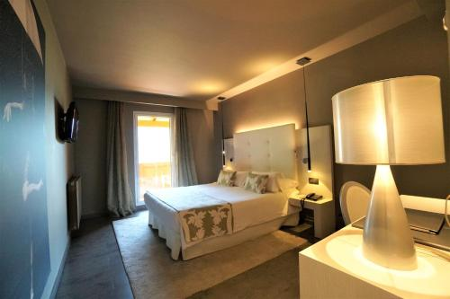 Double Room with Terrace Hotel & Spa Xalet Bringue 2
