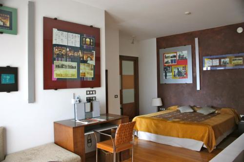 Two-Bedroom Villa Hotel Monument Mas Passamaner 9