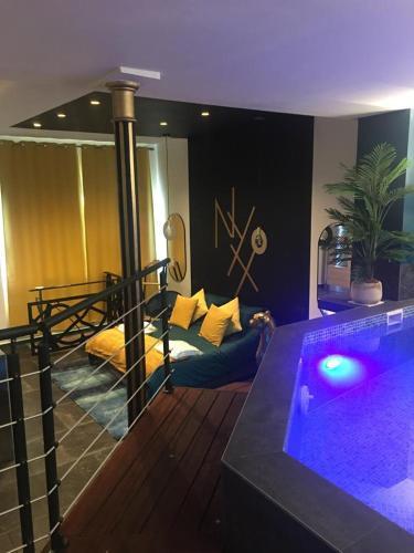 Nyx suite d'exception - Hôtel - Dijon
