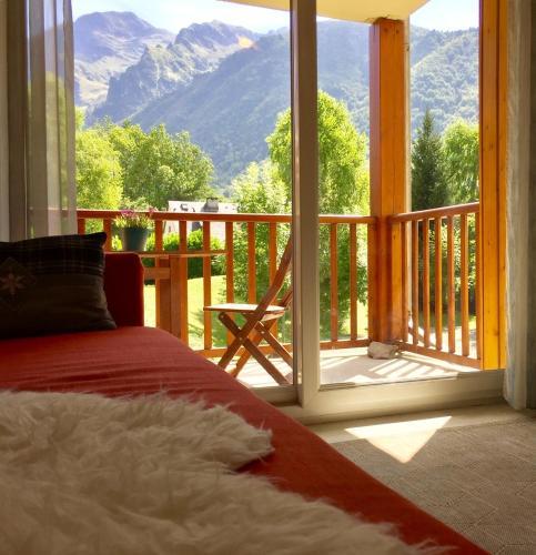 Appartement-Terrasse Les Edelweiss - Loudenvielle location - Apartment - Valle du Louron / Loudenvielle