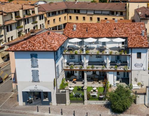 . Villa Serioli