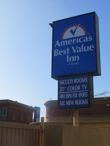 Photo Americas Best Value Inn Hollywood Downtown Los Angeles