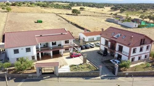 . Apartamentos Rurales Monfragüe