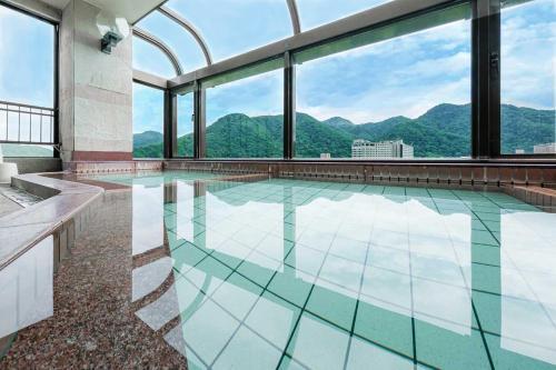 天然温泉大浴場付き 貸切リゾート別荘