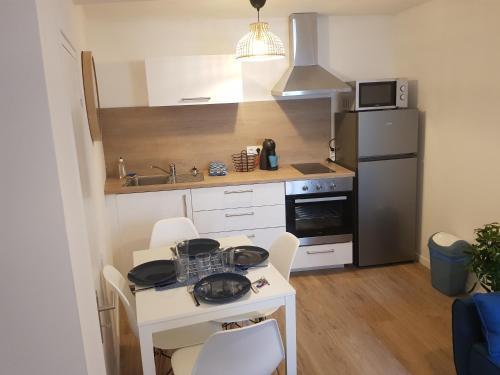 Appartement 2 chambres cosy centre ville historique - Location saisonnière - Orléans