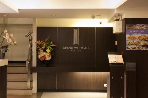 Grand Watergate Hotel impression