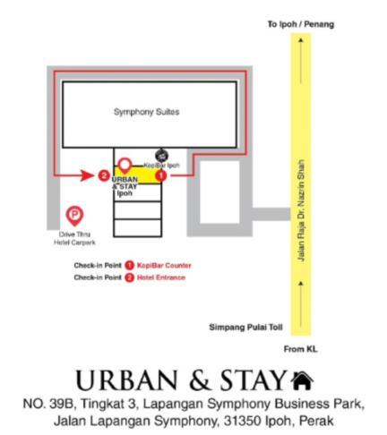 UrbanStay Industrial, Kinta