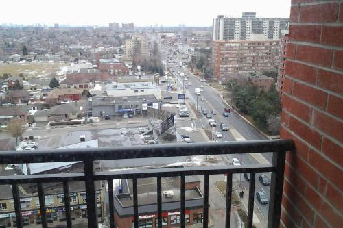 Toronto Executive Luxury Awesome-View One Bedroom