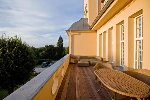 Schlosshotel Wendorf Zimmerfotos