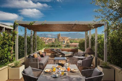 Premium Spa Terrace, Guest room, 1 King, Gehry building view Hotel Marqués de Riscal, a Luxury Collection Hotel, Elciego 4